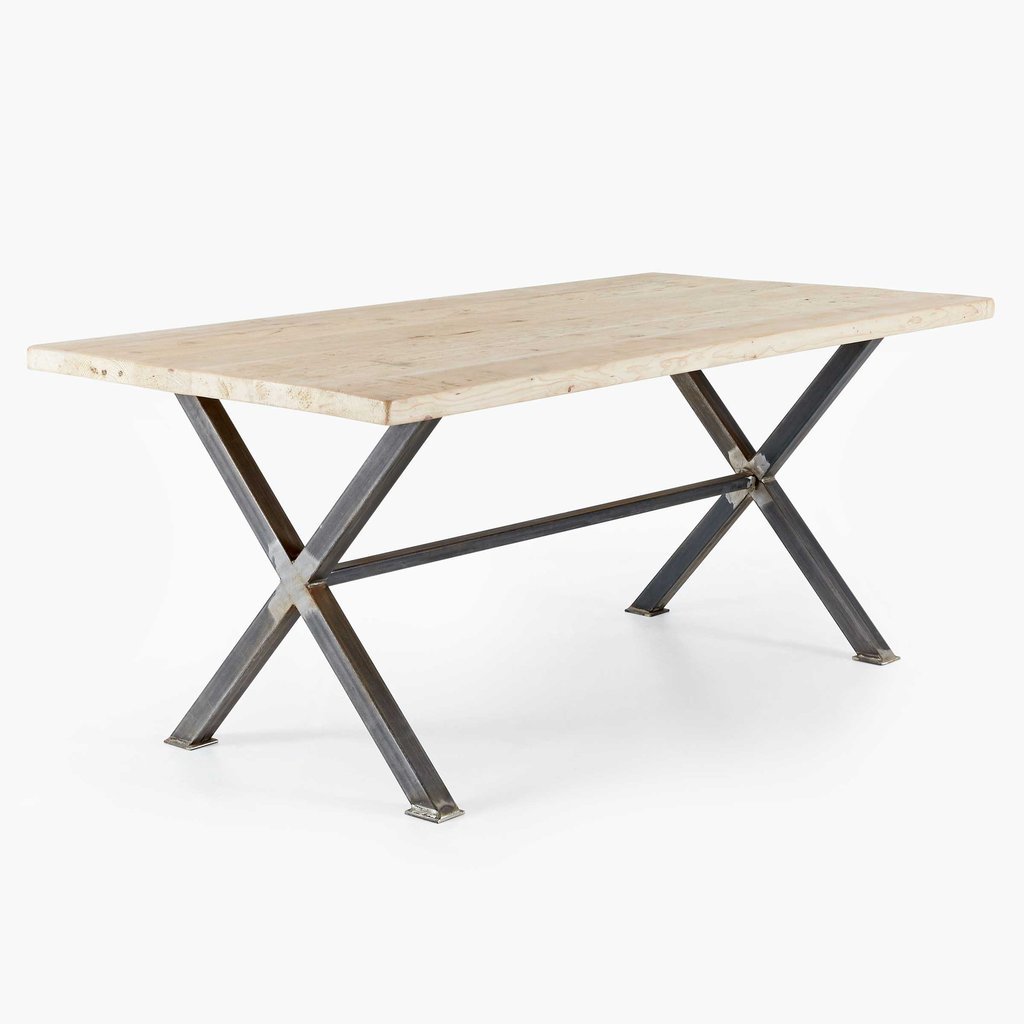 dining table x frame