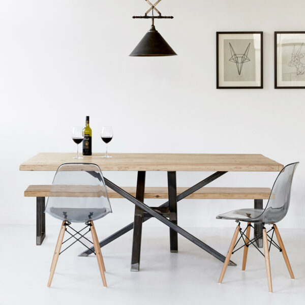 Dining Table - Hex Frame
