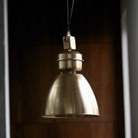Heyl Interiors Pendant Light – Colossal - Brass finish