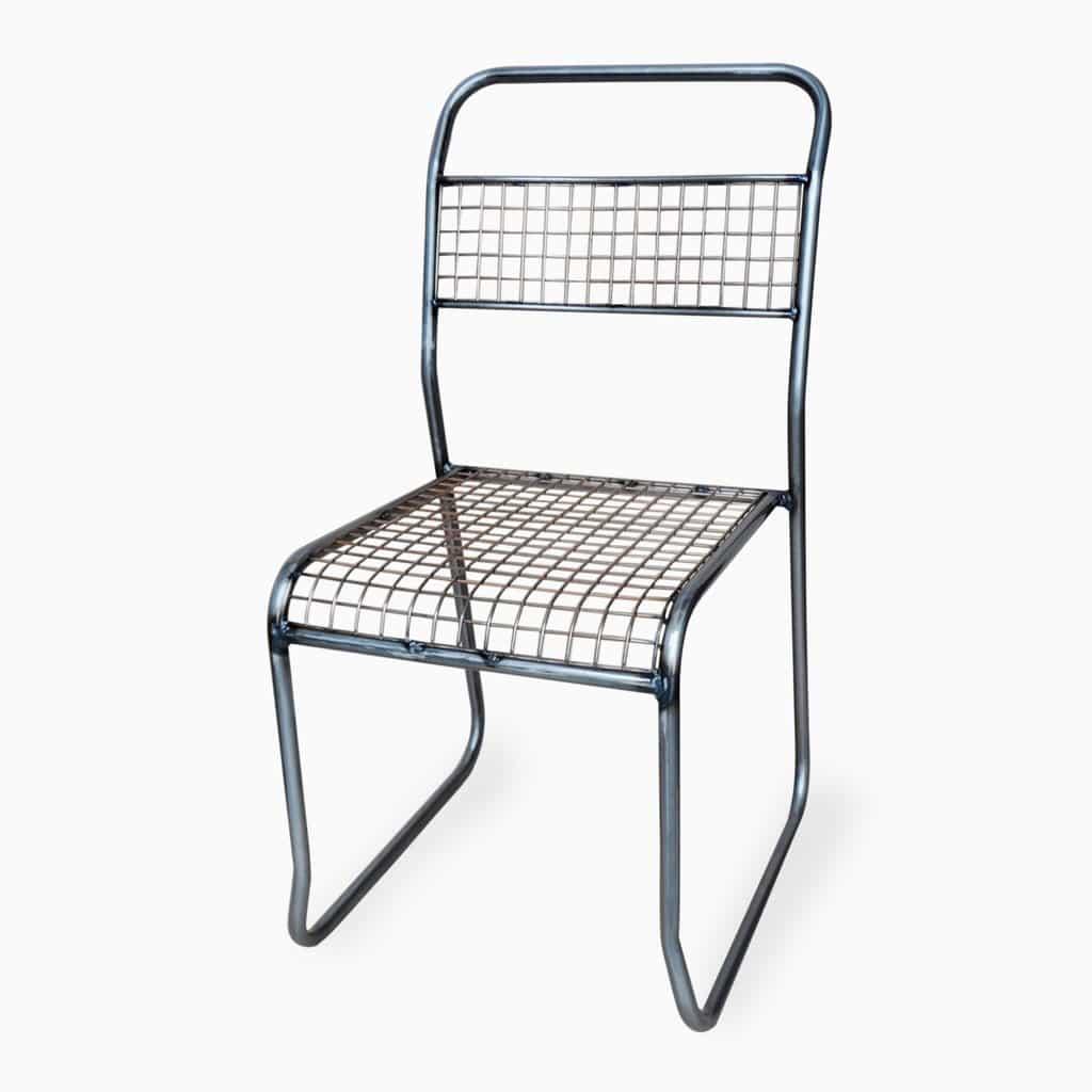 Vintage Steel Chairs - Powder Coated
