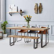 Dining Table - U Base