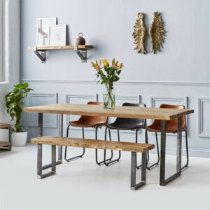 Dining Table - U Base