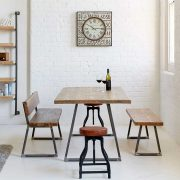 dining table triangle
