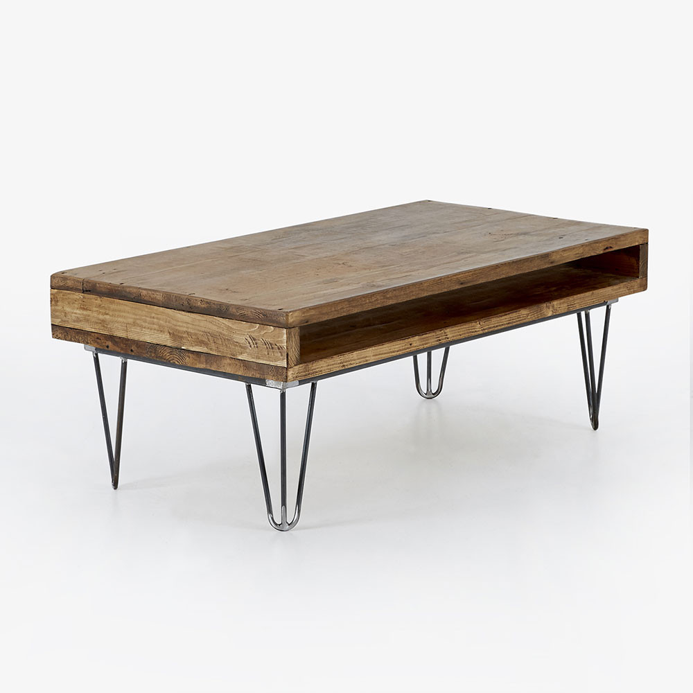 Matching Coffee Table – Storage