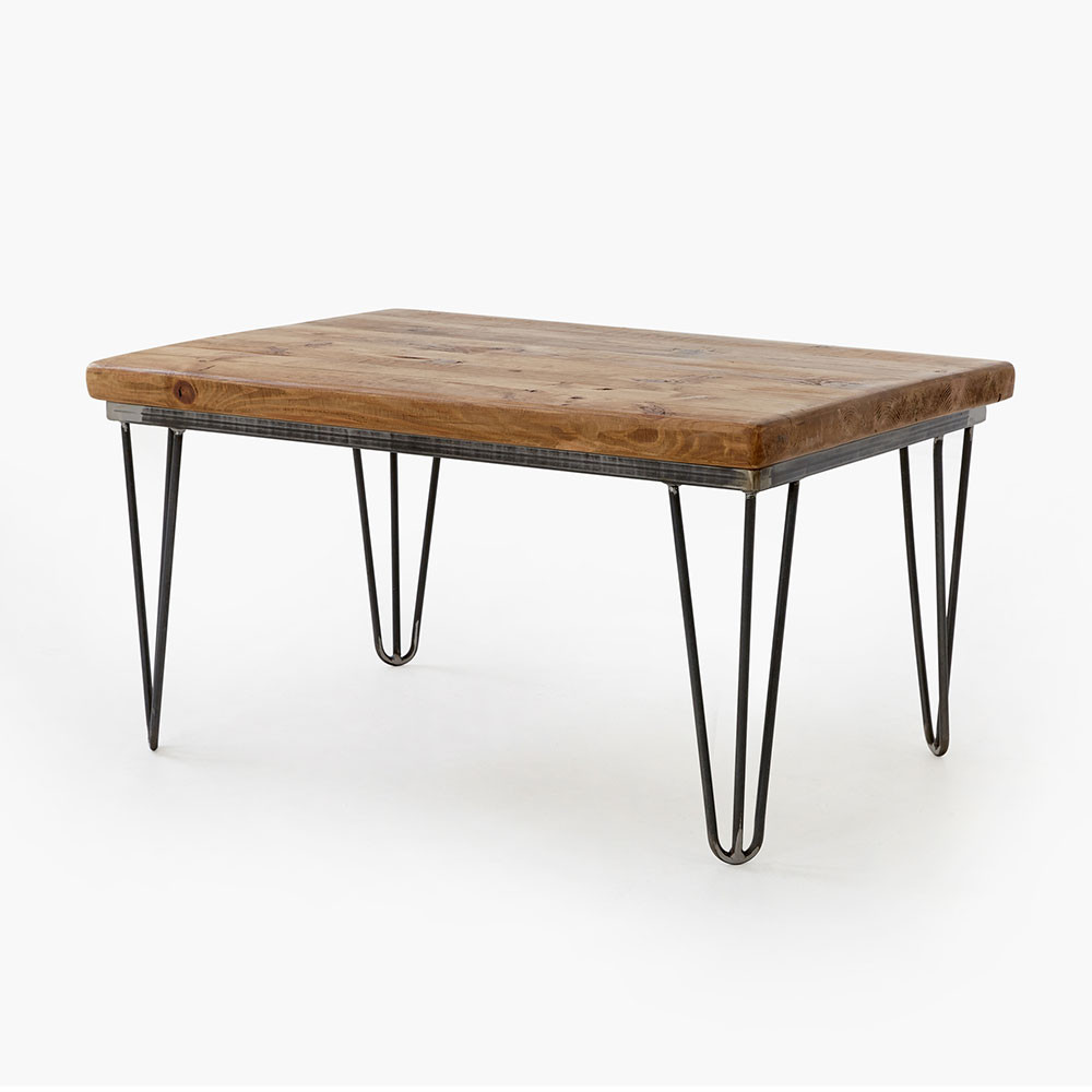 Matching Coffee Table - Hairpin