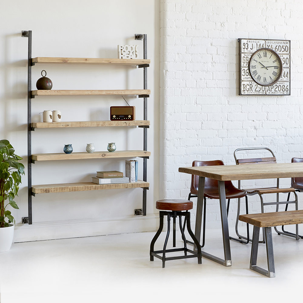 Shelving Unit – Wall mounted
