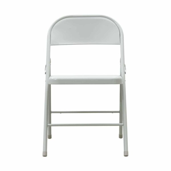 Fold Out Chair Grey