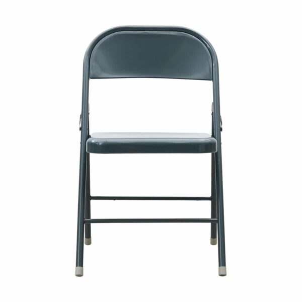 Fold Out Chair Slate Grey