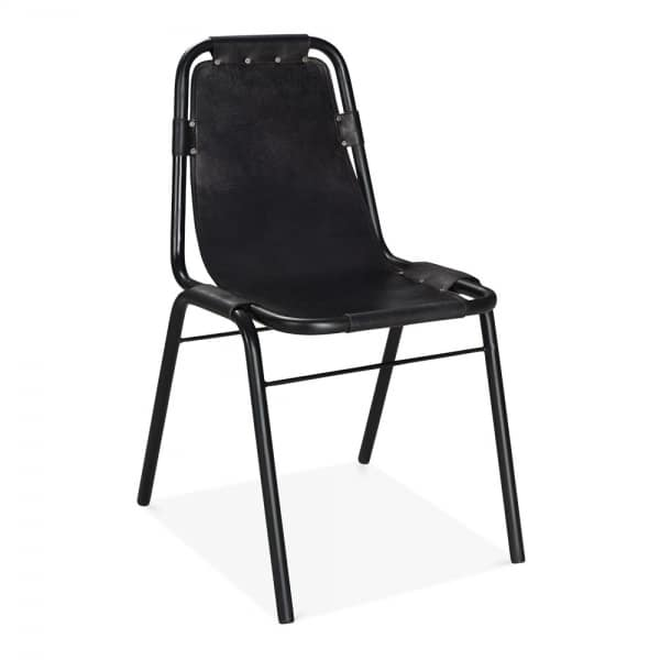Industrial Chair Black