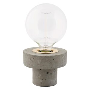 Lamp Pin Concrete