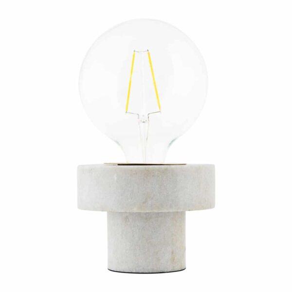 Lamp Pin Marble