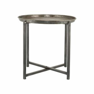 small coffee table iron