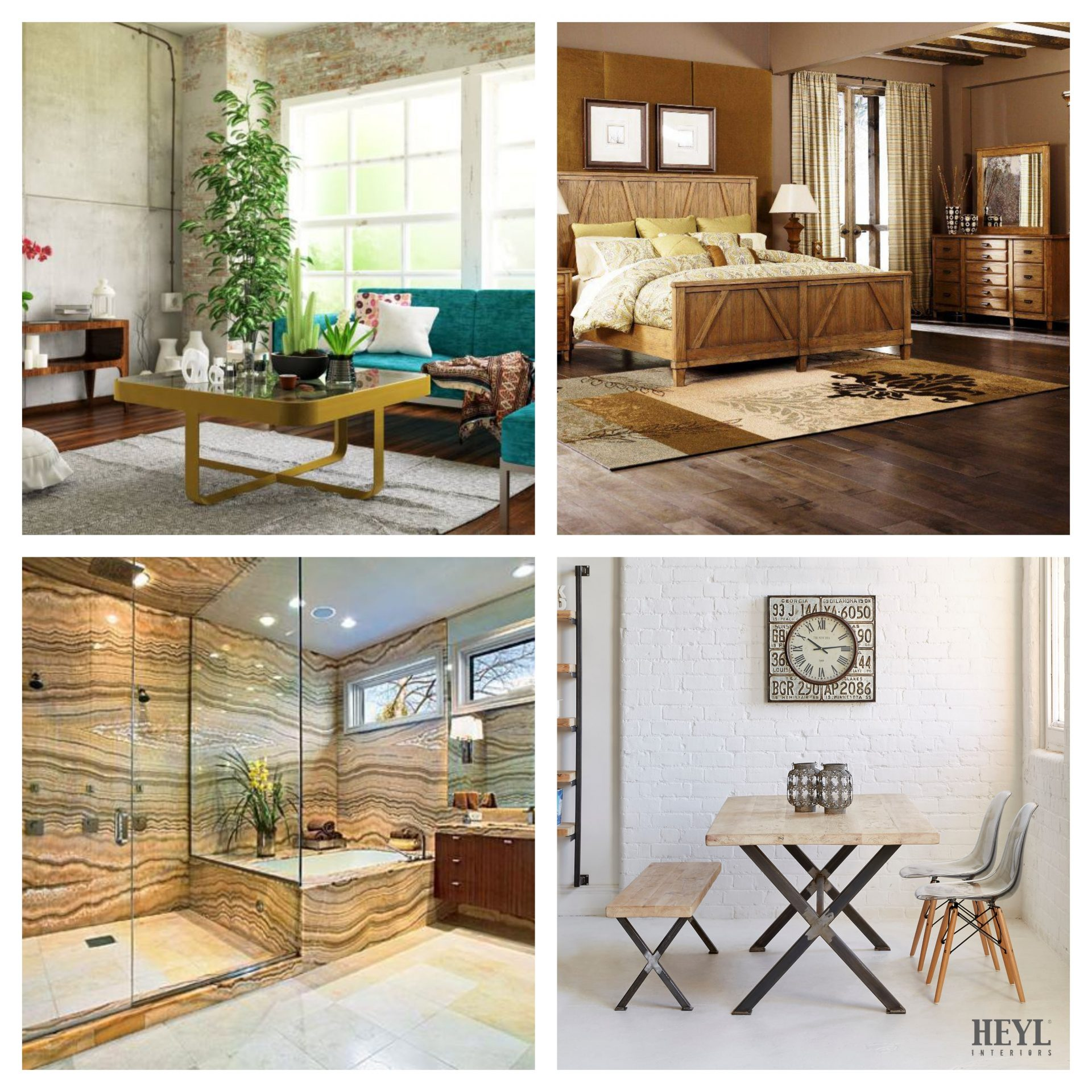 Our Top 4 Design Trends In 2019 Incorporating Natural Materials Heyl Interiors