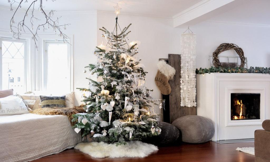 Scandinavian Christmas Decorations Heyl Interiors