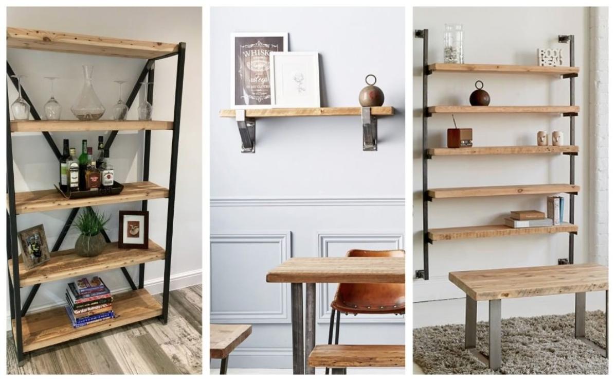 Shelves Storage Interior Design