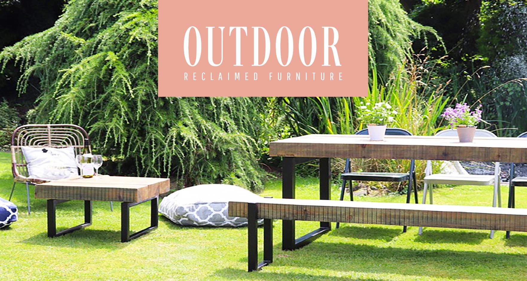 Heyl Interiors | Outdoor Reclaimed Furniture | Home & Garden