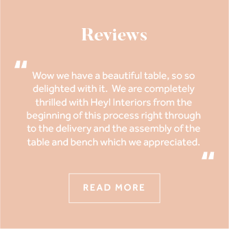 Heyl Interiors | Customer Review